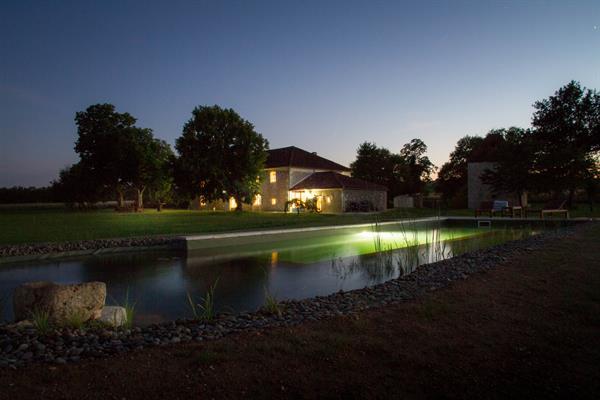 Garten im Licht – Beleuchtungsplan für Ihr Ambiente.