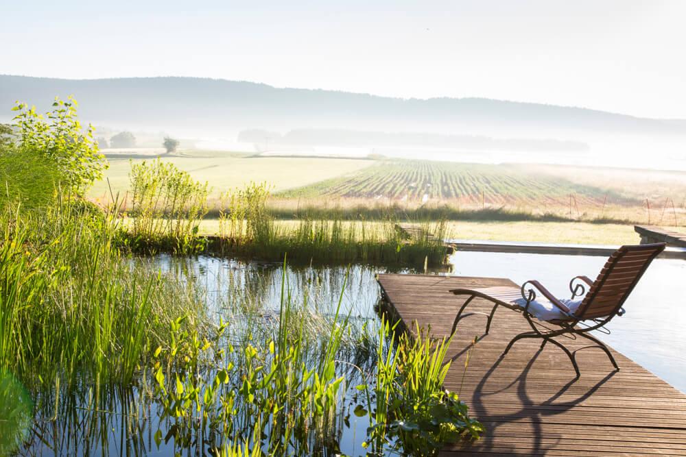 Gartenausstattung – zauberhaftes Flair für Romantiker.